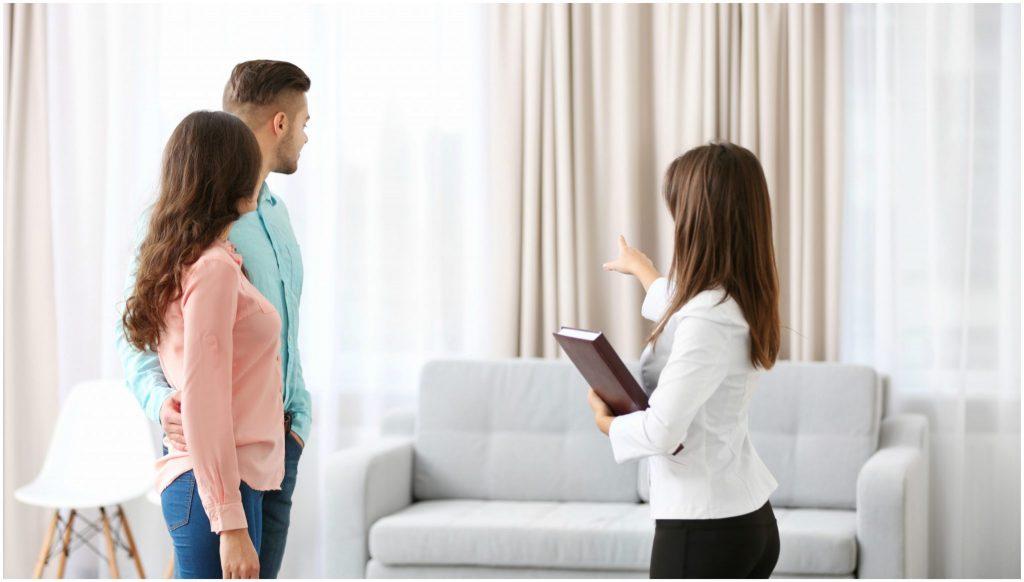 choosing an estate agent